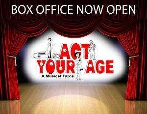 Act Your Age Box Office