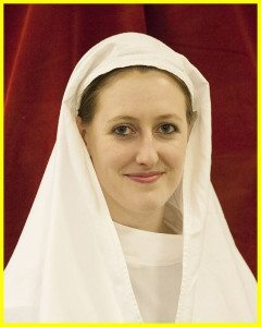 Nunsense Meet The Cast: Emma Oxtoby – Sister Mary Leo