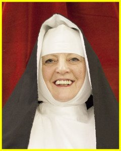 Nunsense Meet The Cast: Thelma Smallwood – Sister Mary Amnesia