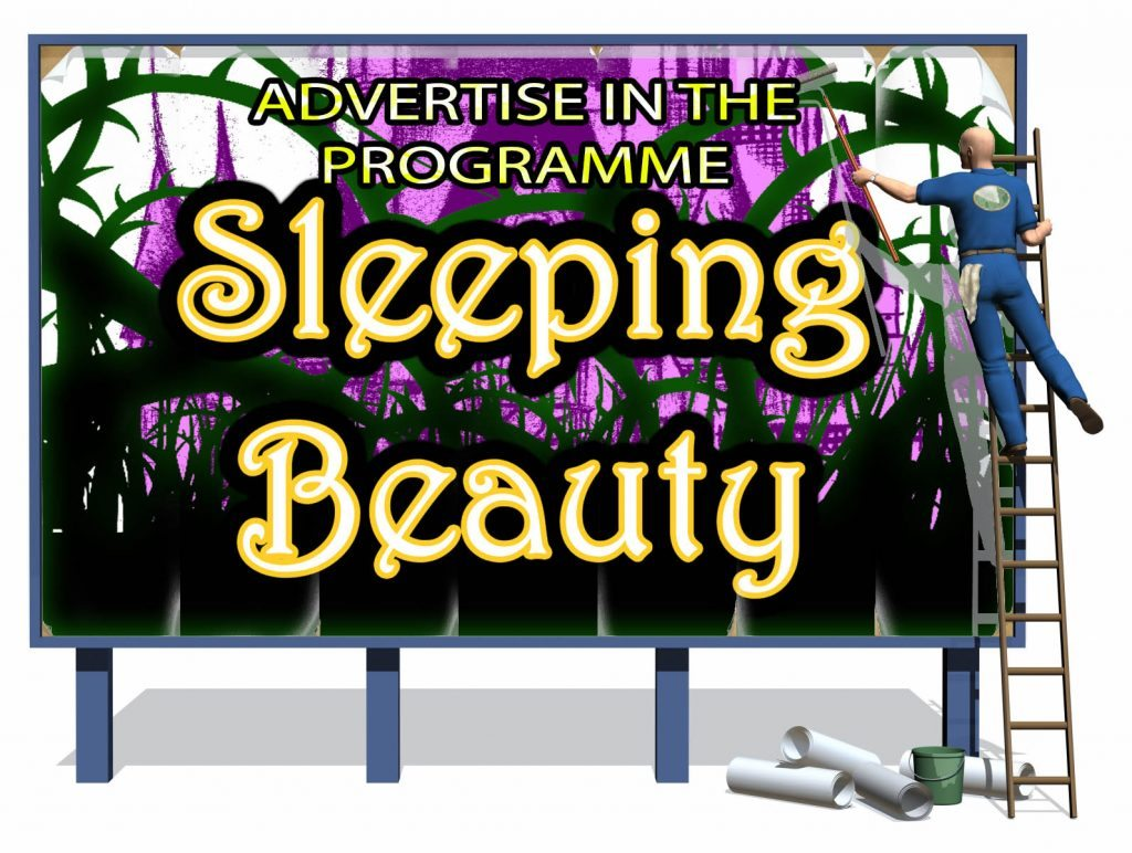 Sleeping Beauty: Advertise With Us