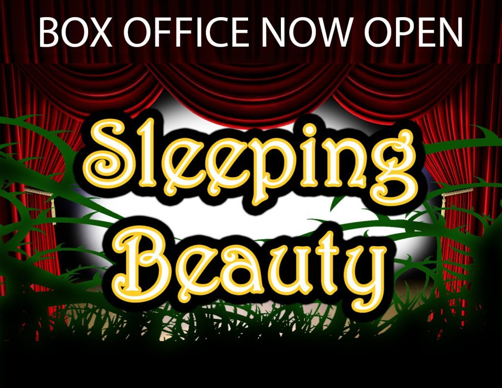 Sleeping Beauty: The Box Office is OPEN!