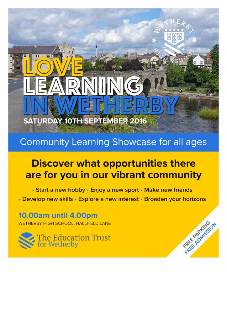 Love Learning in Wetherby