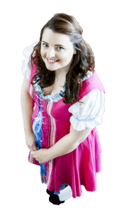 Sleeping Beauty – Meet the Cast: Hannah Harrison