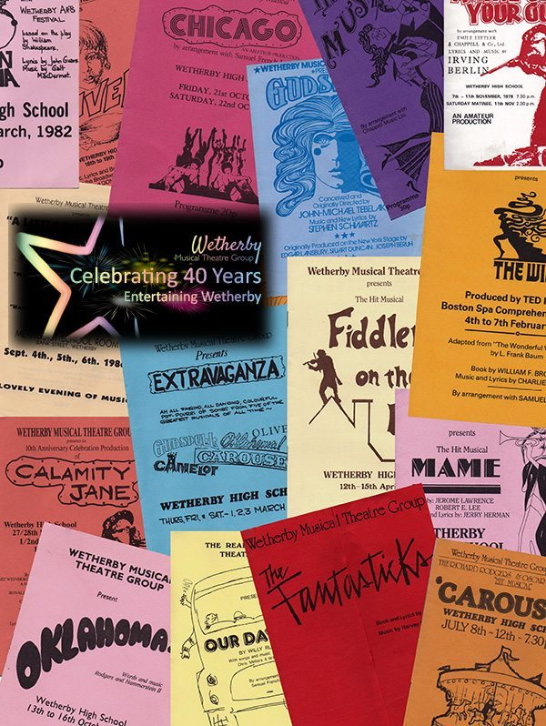 Previous Programme Covers